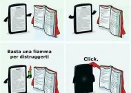 Ebook reader contro libro cartaceo, chi vince?