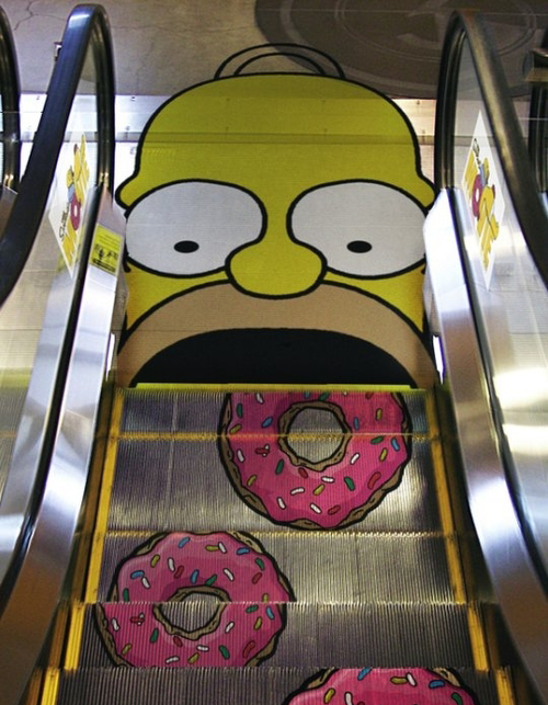 scala mobile homer simpson